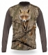 Gamewear Fox Long Sleeve T-Shirt