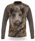Gamewear Wild Boar Long Sleeve T-Shirt